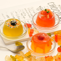 Mid thumb jelly pudding 2