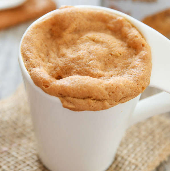 Org resized cookie butter mug cake 22a