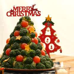 Mid thumb cristmas big broccoli tree i02